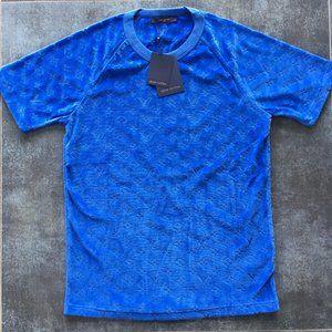 Louis Vuitton CAsual T-shirt Men's short Sleeve